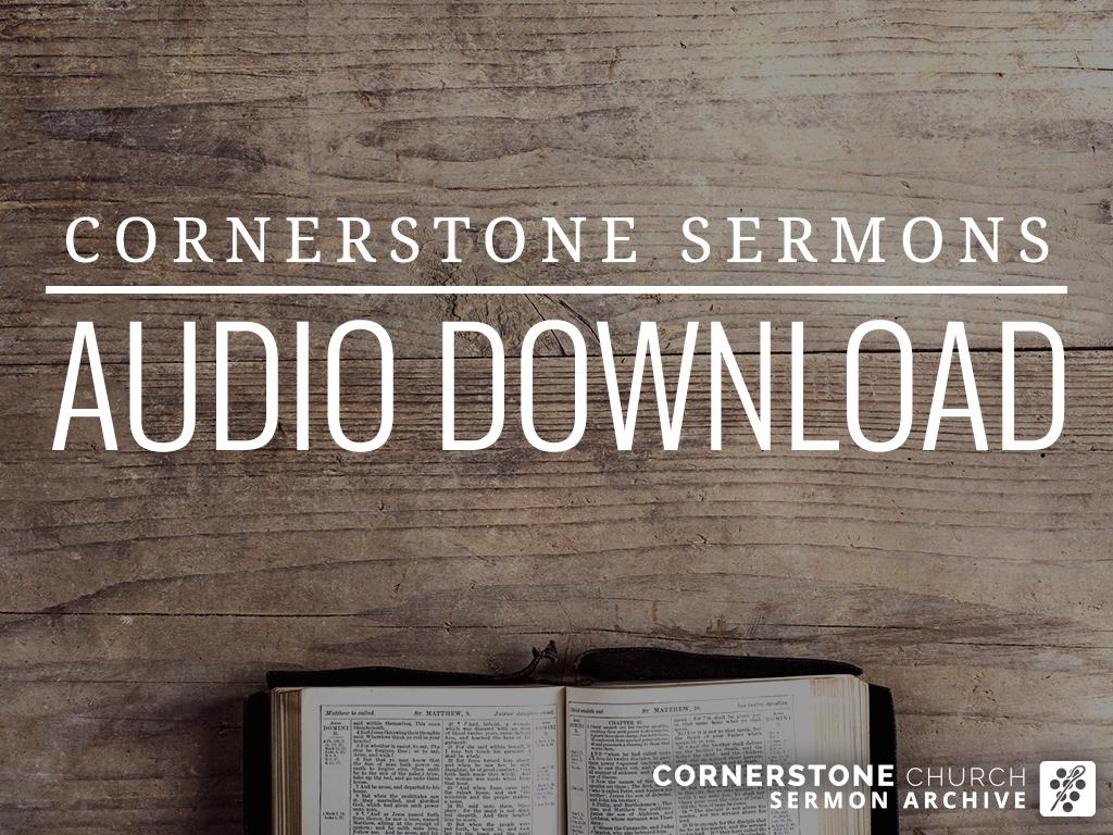 sermon] Ephesians 4:1-6 The Christian's Call for the New